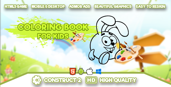 Coloring Book for Kids 2